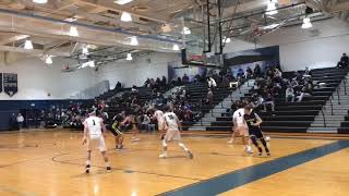 Dylan Kaufman becomes Marlboro's all-time leading scorer