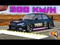 Ultra High speed Spike strip crash testing BeamNG Drive #10
