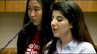 Emotions Run High At Palo Alto School Board Meeting Over Spate Of Teen Suicides