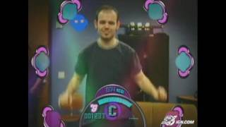 EyeToy: Groove PlayStation 2 Gameplay_2004_03_24_6