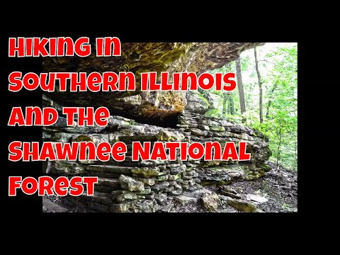 Awesome Southern Illinois Hiking & Backpacking Spots
