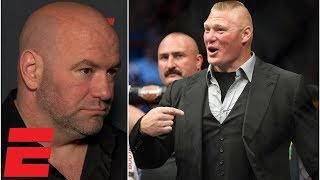 Dana White: Daniel Cormier vs. Brock Lesnar should be next | UFC 230