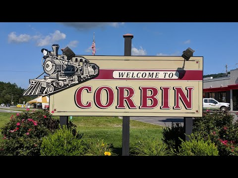 A Brief Visit To The South Side Of Corbin Kentucky