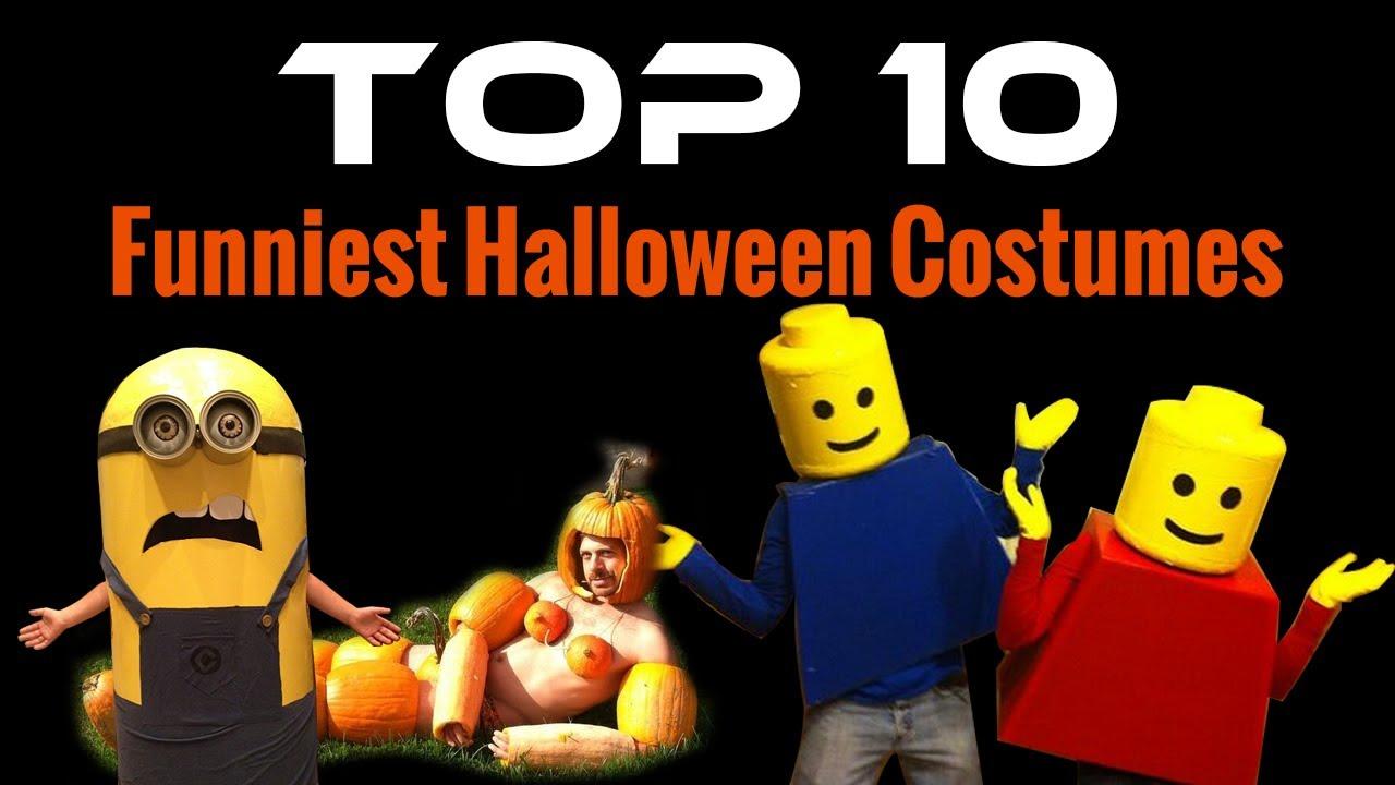 top 10 funniest halloween costumes of 2014 youtube - Funniest Halloween Pictures