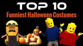 Top 10 Funniest Halloween Costumes Of 2014