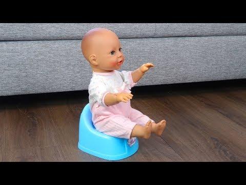 Что Случилось с Беби Анабель? Как Мама Выбирала Лекарство Куклы Игрушки 108мама тиви