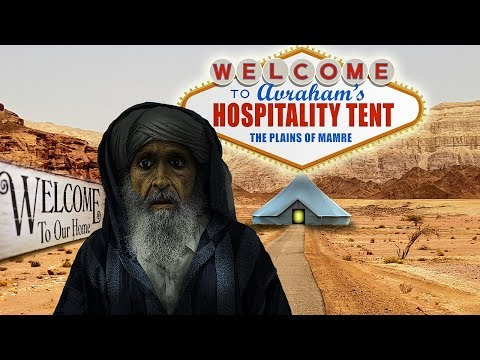 Temple Talk Radio: Understanding the Amazing Hospitality of Our Patriarch Abraham