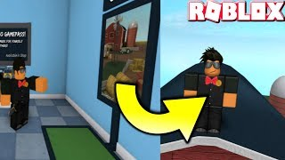 ROBLOX | ASSASSIN: HOW TO GET ON TOP OF THE BARN (FARM MAP) *TUTORIAL*