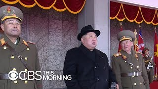 North Korea to celebrate 70 years with trademark military parade