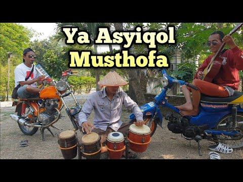 Ya Asyiqol Musthofa Nissa Sabyan || Arabian Song || Bogrex Irama Cover