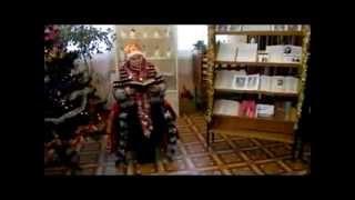Акция ''Открывая Ибсена'' в Карпогорской библиотеке