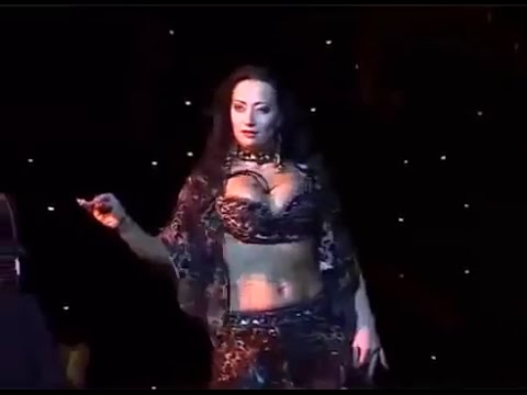Natalie Becker Superb Belly Dance