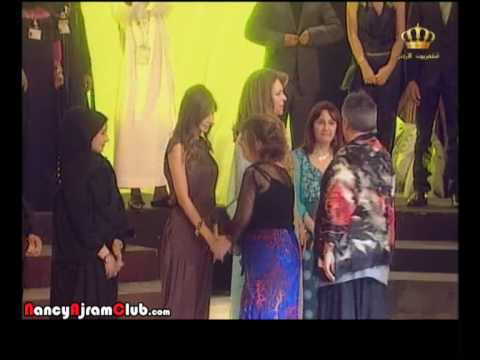 Nancy Ajram - The International Arab Children Congress  Part 2