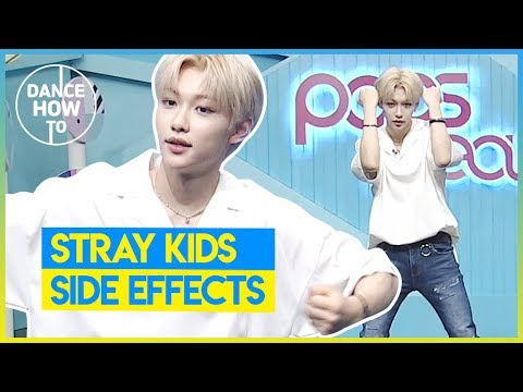 [Pops In Seoul] Felix's Dance How To! Stray Kids(스트레이 키즈)'s Side Effects(부작용)
