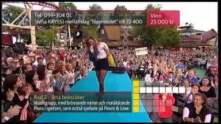 Alina Devereski - Flytta På Dej (Live @ Sommarkrysset 2012)
