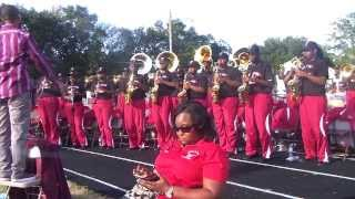 Raines High - Holy Grail (snippet) 2013-2014 : Raines and Ribault classic
