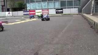TamTam千葉、屋外サーキット ワイルドウイリー2練習会の模様です.