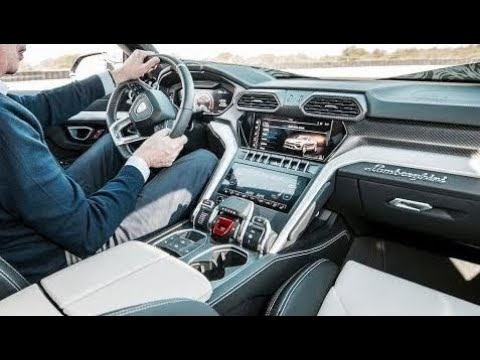 2018 Lamborghini Urus - FASTEST SUV Perhaps?? New Car 2018