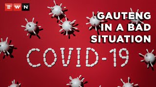The Gauteng Provincial Command Council gave an update on COVID-19 in the province, on 24 June 2021. The update indicated that Gauteng is the driving the pandemic in South Africa during the third wave.  #COVID19 #Gauteng #ThirdWave