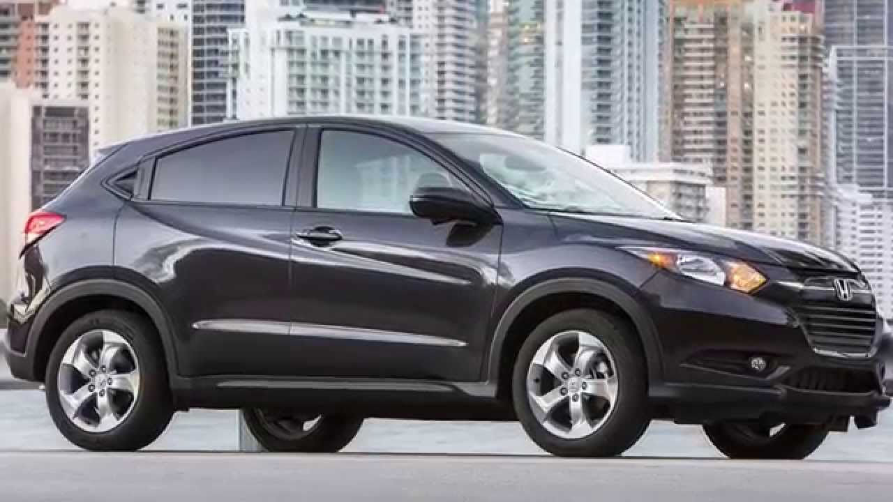 2015 toyota rav4 vs 2016 honda hr v youtube. Black Bedroom Furniture Sets. Home Design Ideas