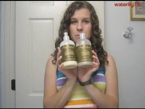 review shea moisture volumizing shampoo conditioner