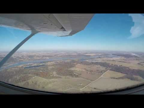 flight over omaha