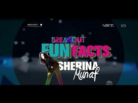 Breakout Fun Facts - Sherina