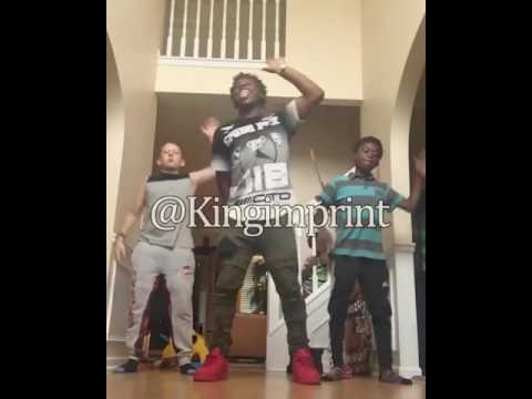 """King Imprint """"Mane The Trap-Watch Out"""""""