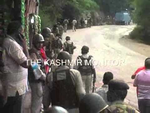 BSF Convoy Attacked on Highway; 3 Killed, 11 Injured