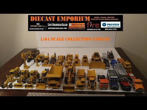Complete 1:64 Construction Collection