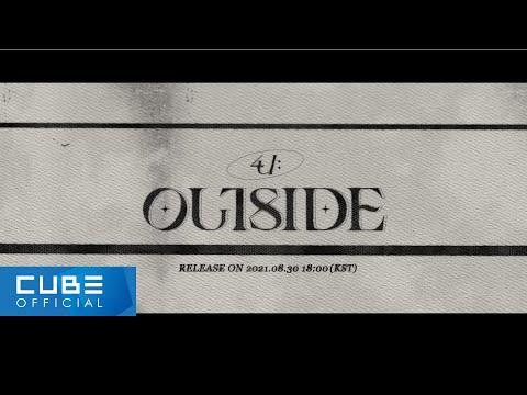 비투비(BTOB) - Special Album [4U : OUTSIDE] Audio Snippet