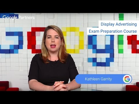 Display Advertising Exam Preparation Course