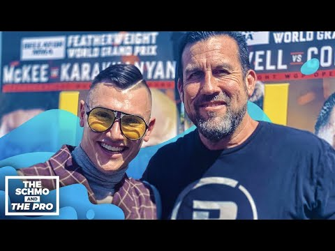 Big John McCarthy Gives His Thoughts On Yair Rodriguez Eye Poking Jeremy Stephens