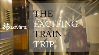 旅Lover: Episode5  遂にラオスへ!バンコクからラオス夜行列車ドキドキワクワクの旅