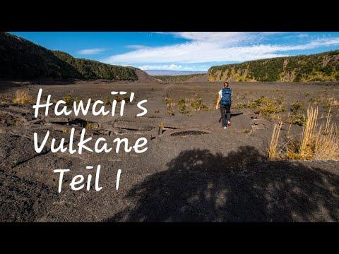Auf Den Spuren Der Lava | Teil 1 | Big Island | Hawaii | Vlog 6