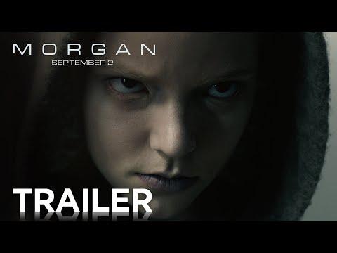 Morgan | Official HD Trailer #2 | 2016