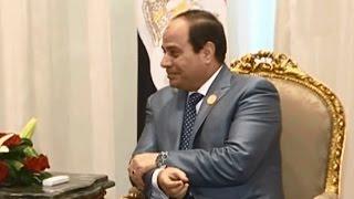 أخبار مصر: لقاءات الرئيس السيسي على هامش أعمال القمة العربية