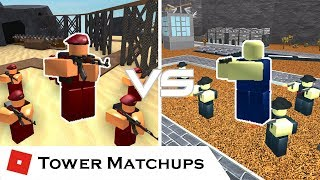 Скачать A Shot At Glory Tower Matchups Tower Battles ROBLOX