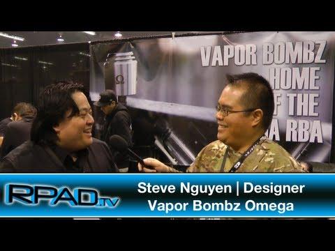 Vapor Bombz Omega Steve Nguyen Interview (ECC 2013)