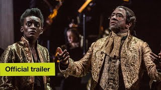 Official Trailer | Amadeus by Peter Shaffer | National Theatre at Home