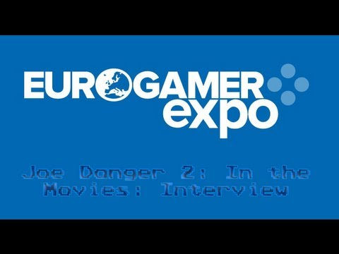 Eurogamer Expo 2011: Joe Danger: In the Movies Interview  