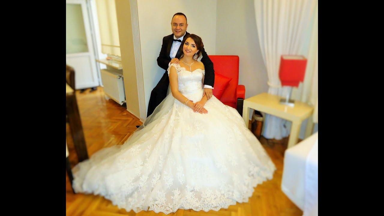 Великолепная свадьба! АННА И БУРАК/12.09.2015/ СТАМБУЛ