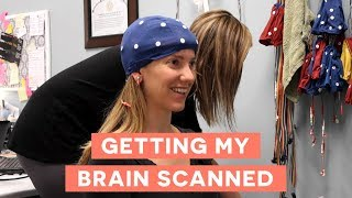 Getting My Brain Scanned | One Year with a Locked Jaw | TMJ