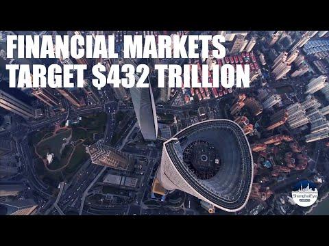 Shanghai sets out plan for development as an international financial center