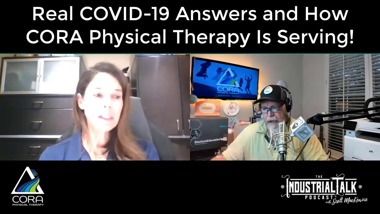 Cora Physical Therapy Interviews Suzy Anschutz With On Covid 19