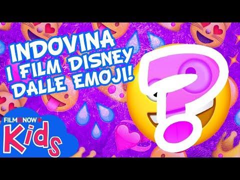 INDOVINA 10 FILM DISNEY DALLE EMOJI!