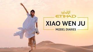 Model Diaries- Discover Abu Dhabi With Xiao Wen Ju