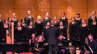 "USC Thornton Oriana Women's Choir: ""Cradle Hymn"" by Kim André Arnesen"