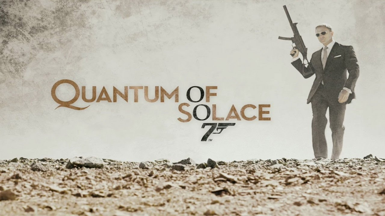 007 Quantum Of Solace PC Difficulty