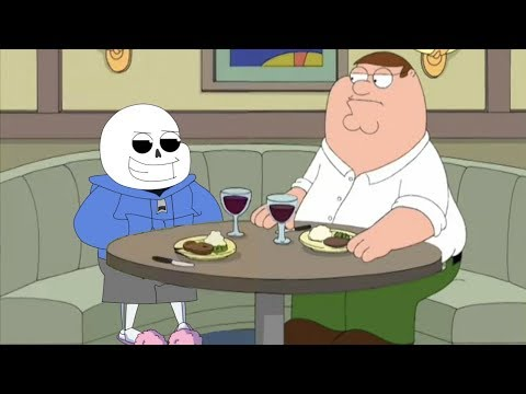 Undertale In Family Guy FULL EPISODE (Original Animation By AnimationRewind)